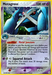 Metagross - 11/101 - Holo Rare