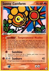 Sunny Castform - 26/101 - Rare