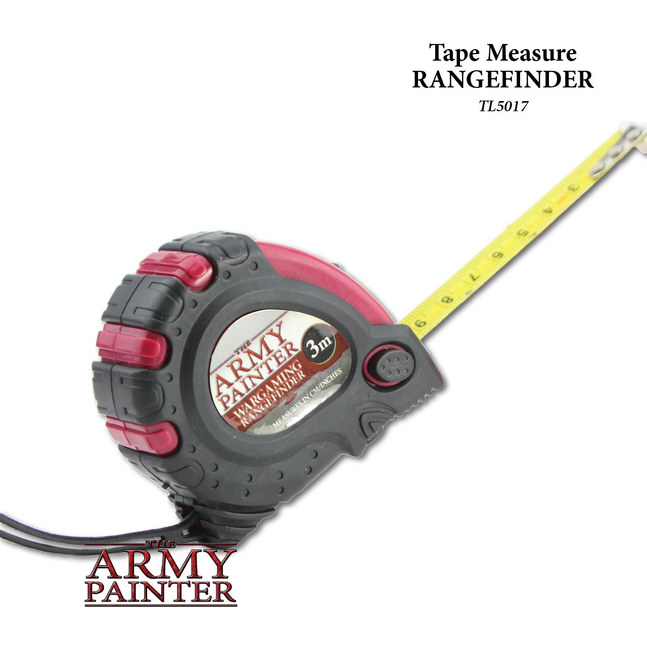 Tape Measure - RANGEFINDER