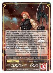Memoria of the Seven Lands // Melgis, Conqueror of Flame - BFA-092 - R