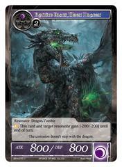 Rotting Black Moon Dragon - BFA-075 - U