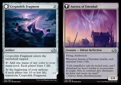 Cryptolith Fragment // Aurora of Emrakul
