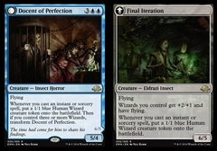 Docent of Perfection // Final Iteration - Foil
