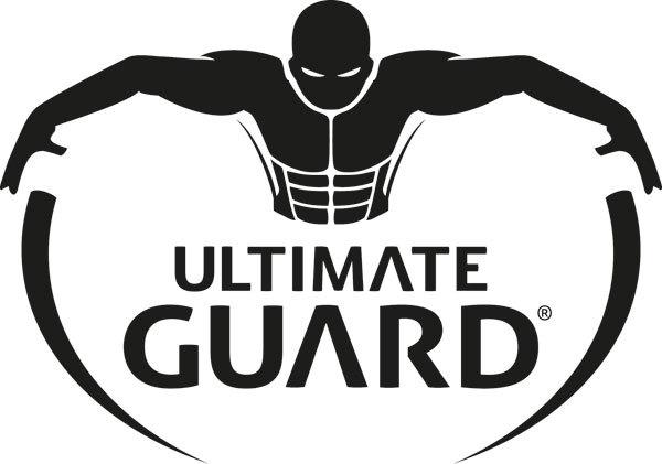 Ultimate Guard Zipfolio XenoSkin - 4 Pocket -  Black