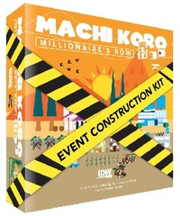 Machi Koro: Millionaire's Row Expansion Event Construction Kit