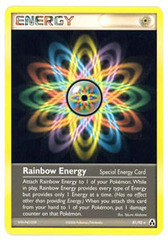 Rainbow Energy - 81/92 - Rare on Channel Fireball