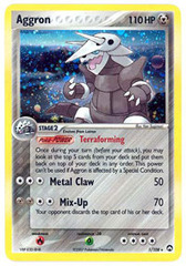 Aggron - 1/108 - Holo Rare on Channel Fireball