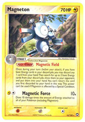 Magneton - 16/108 - Rare