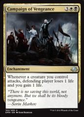 Campaign of Vengeance - Foil