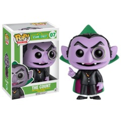 Funko Pop - Sesame Street - #07 - The Count