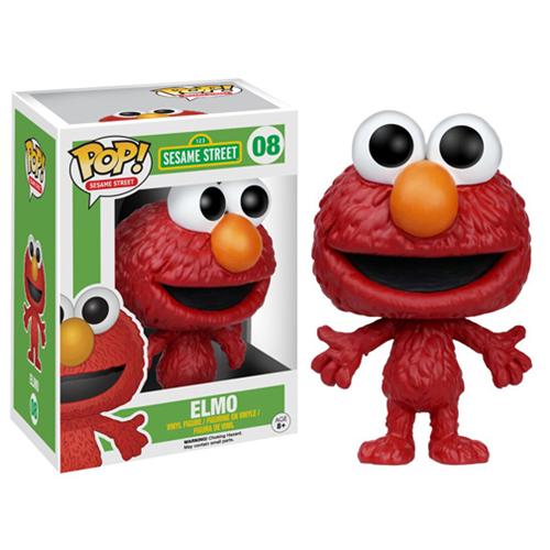Sesame Street Series - #08 - Elmo