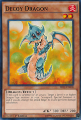 Decoy Dragon - SR02-EN008 - Common - 1st Edition