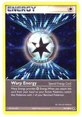 Warp Energy - 91/108 - Uncommon