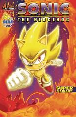 Sonic The Hedgehog #287 Cvr B Var Lovallo