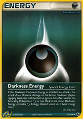 Darkness Energy - 93/109 - Rare on Channel Fireball