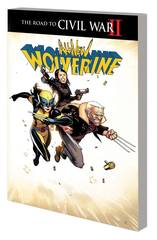 All New Wolverine Volume 2 - Civil War 2