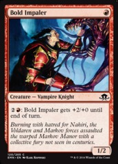 Bold Impaler on Channel Fireball