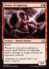 Weaver of Lightning - Foil
