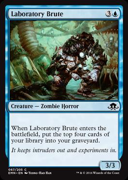 Laboratory Brute - Foil