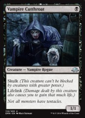 Vampire Cutthroat - Foil