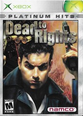 Dead to Rights Platinum Hits
