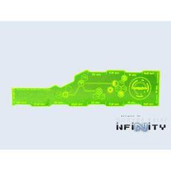 Infinity Range Card CM Green