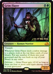 Grim Flayer (Eldritch Moon Prerelease Foil)
