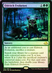 Eldritch Evolution - Foil - Prerelease Promo