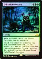 Eldritch Evolution - Foil (Prerelease)