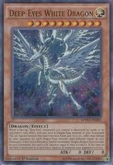 Deep-Eyes White Dragon - MVP1-EN005 - Ultra Rare - 1st Edition