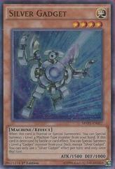 Silver Gadget - MVP1-EN017 - Ultra Rare - 1st Edition