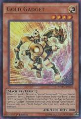 Gold Gadget - MVP1-EN018 - Ultra Rare - 1st Edition