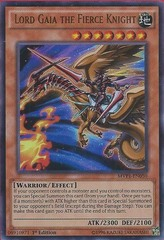 Lord Gaia the Fierce Knight - MVP1-EN050 - Ultra Rare - 1st Edition