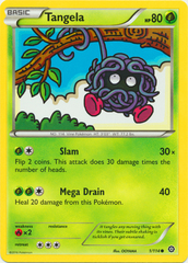 Tangela - 1/114 - Common