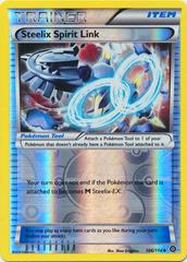 Steelix Spirit Link - 106/114 - Uncommon - Reverse Holo