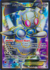 Magearna Ex -  Full Art Ultra Rare - 110/114