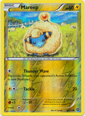Mareep - 38/114 - Common - Reverse Holo