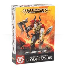 Khorne Bloodbound Easy to Build - Bloodreavers ( 71-04 )