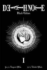 Death Note Black Ed Tp Vol 01 (Of 6)