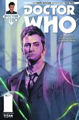 Doctor Who 10Th Year Two #16 Cvr A Caranfa