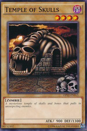 Temple of Skulls - OP02-EN015 - Common