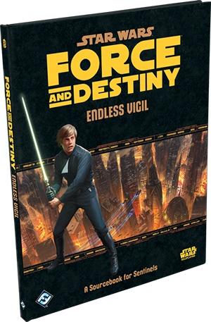 Force and Destiny: Endless Vigil Hardcover © 2016