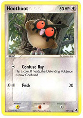 Hoothoot - 59/115 - Common