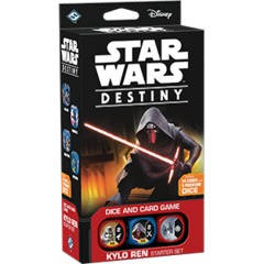 Star Wars Destiny Kylo Ren Starter Set on Channel Fireball