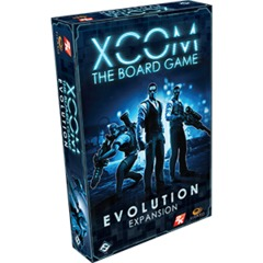 XCOM: The Board Game - Evolution Expansion