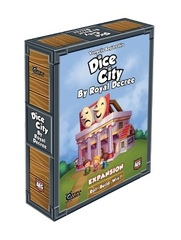 Dice City - By Royal Decree Expansion