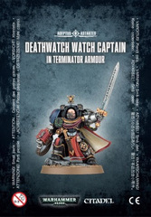 Deathwatch Watch Captain/Terminator Armour