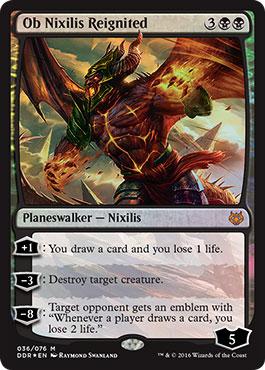 Ob Nixilis Reignited - Foil