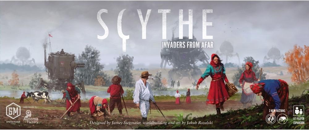 Scythe - Invaders From Afar