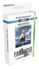 Final Fantasy TCG Water and Wind X Starter Deck Set